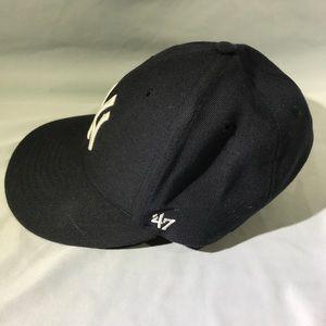 81a4d71e9be 47 Accessories - New York Yankees adjustable baseball cap hat.